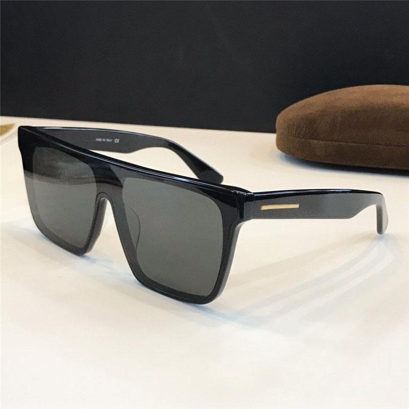 Nouvelle Mode Design Homme et Femmes Lunettes de soleil 0709 Cadre Simple Populaire Vente Style De Top Qualité UV400 Lunettes de protection UV400 avec boîte