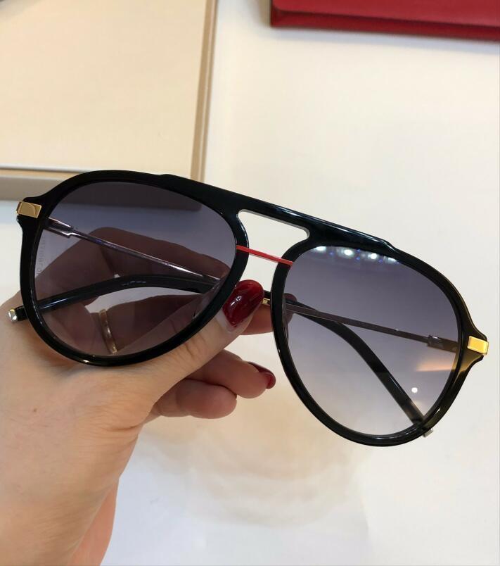 Diseñador Hombres Lujo para Sun Oculos Gafas Marca Mujeres Hombre Gafas de sol 21s