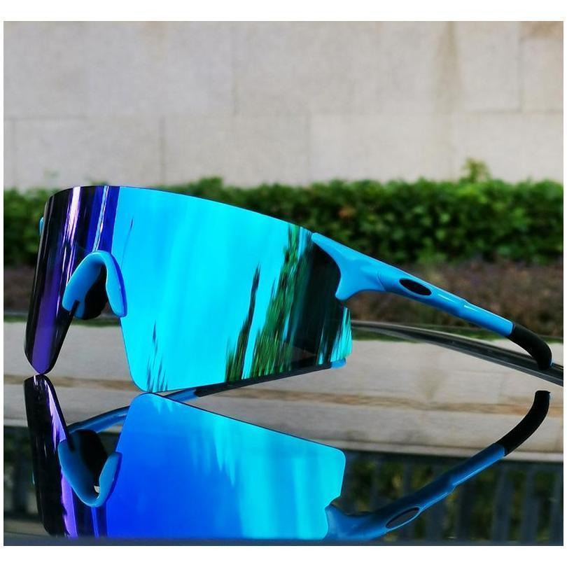 Polarized Lens Cycling Eyewear Men Glasses Outdoor Sports Mountain Bike Bicycle Glasses Motorcycle Sunglasses Eyewear Oculos Ciclismo Egmbf