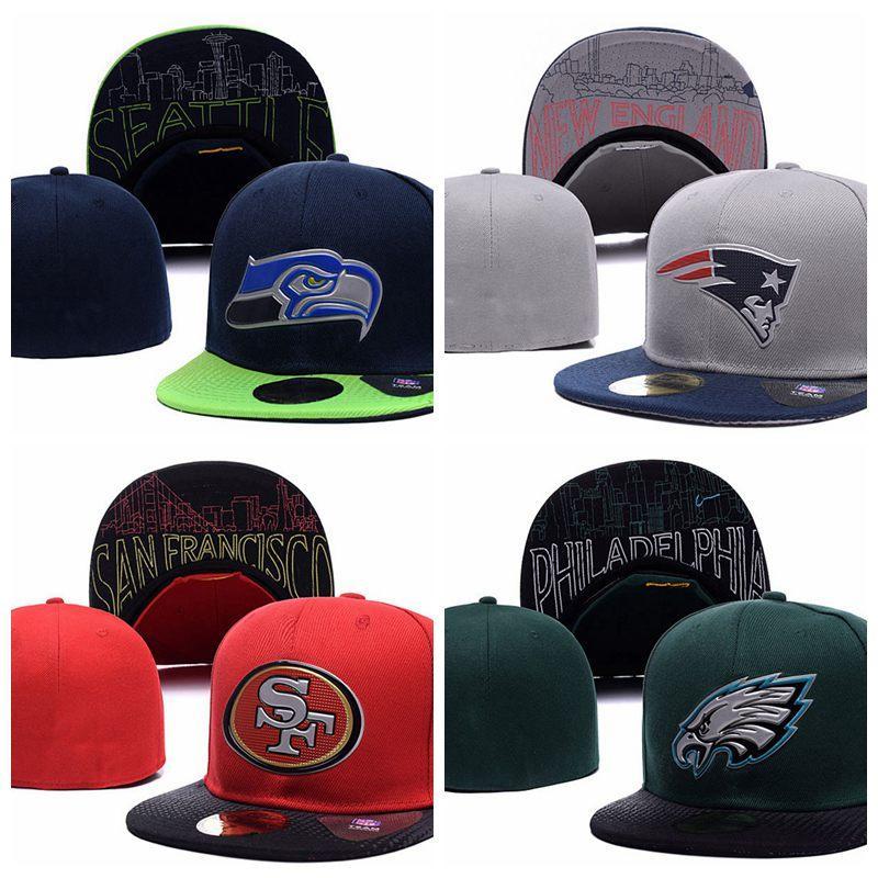 2021 Горячее качество Унисекс Бейсболка Подделана Шляпа Chicago Встроенные Шляпы Команды Кубиков Логотип на открытом воздухе Спорт Cap Hip Hop Sports Hat Бесплатная Доставка
