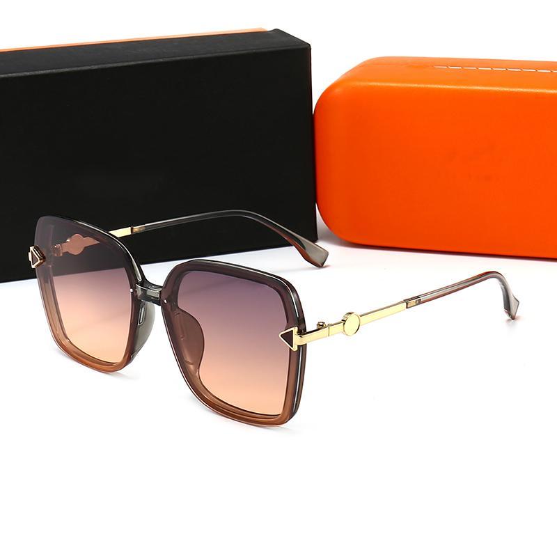 2021 Tonos Vendimia Vintage Lujo Sunglases Diseñador Gafas de sol para Hombres Hombre Retro Gafas de sol o Mujeres UV 400 Lente Caja Original