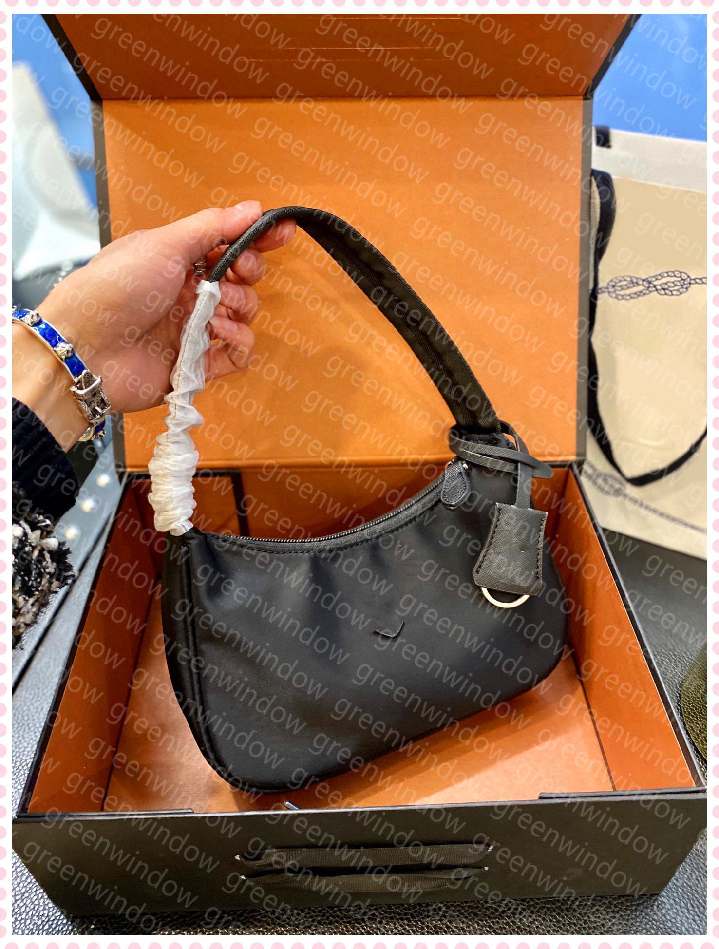Pursards Luxurys Designers Sacs 2021 Hobo Sac Messenger Pochette 21030913DQ Mini épaule Femmes DQ Sac à main Femmes Lady Fashion Sac Crossbo PQTT