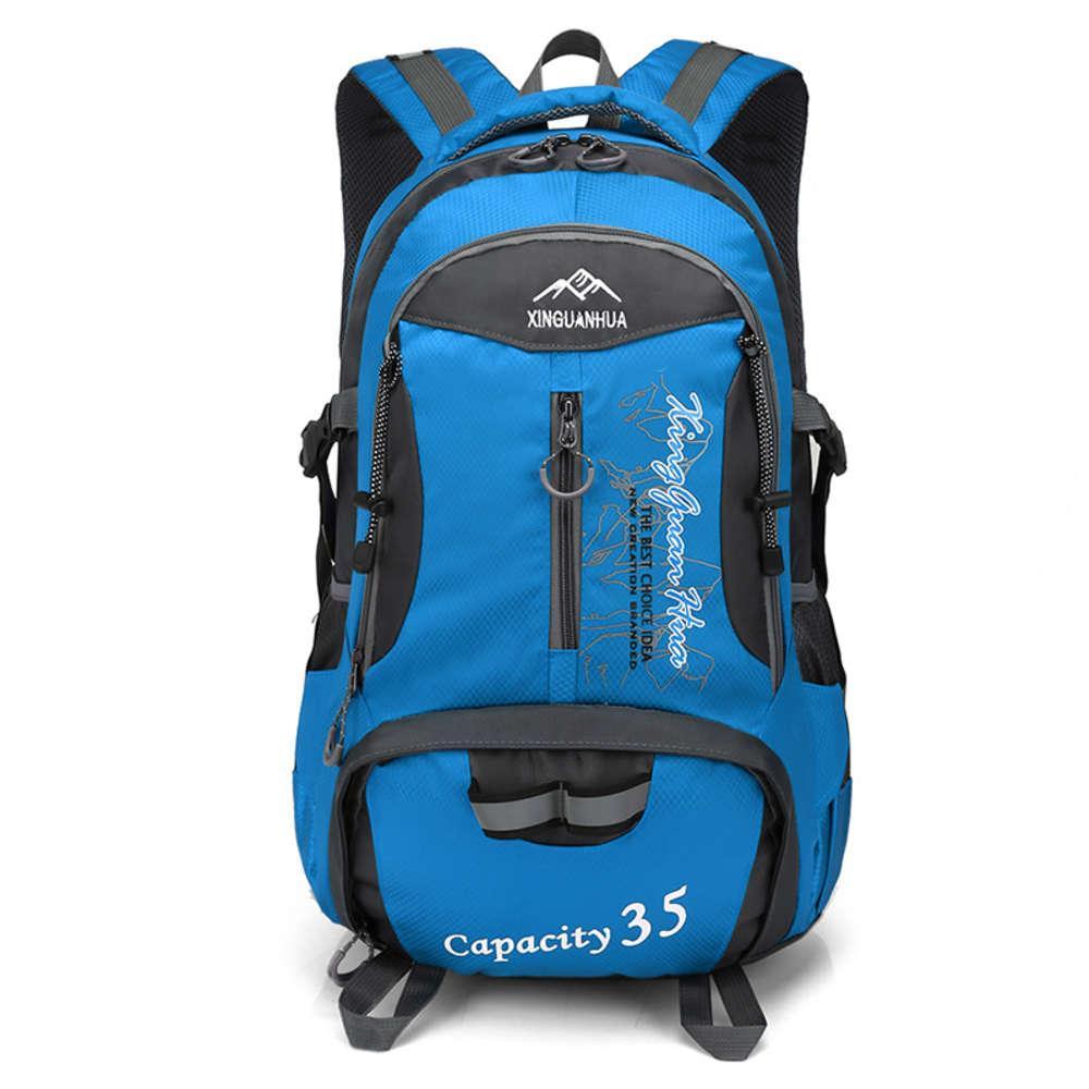 Прямой открытый туризм альпинизм походы кемпингом досуг туристическая сумка рюкзак