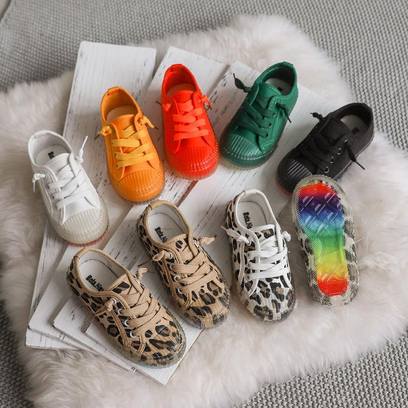 التجزئة / الجملة الأطفال ليوبارد قماش أحذية رياضية بنين بنات الرياضية عارضة كرة السلة الأحذية المصممين الاطفال الرياضية الأحذية في الهواء الطلق المدربين