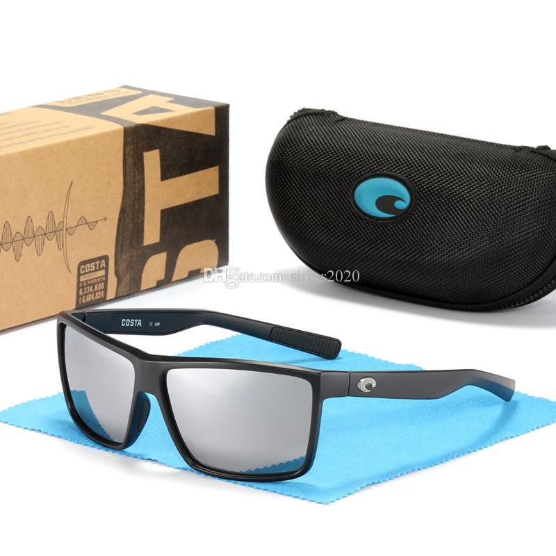 Classic costa sunglasses mens Rinconcito_580P Polarized UV400 PC Lens high quality Fashion Brand Luxury Designers Sun glasses for women TR90 & Silicone frame &Case