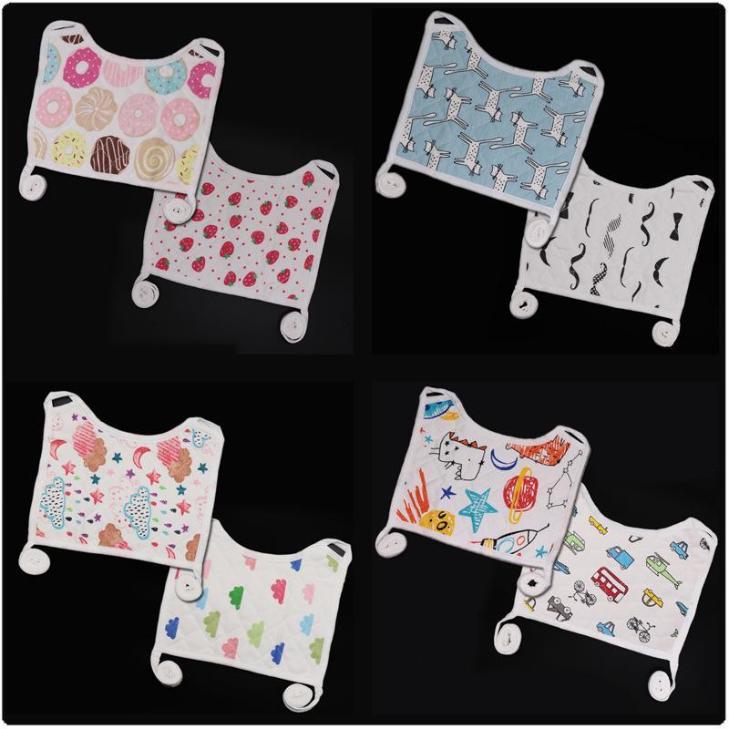 Huayan-Serie Speichel Handtuch plus große Maske Typ doppelseitige Spitze Wasserabsorption und schmutzigem Baby-Lätzchen
