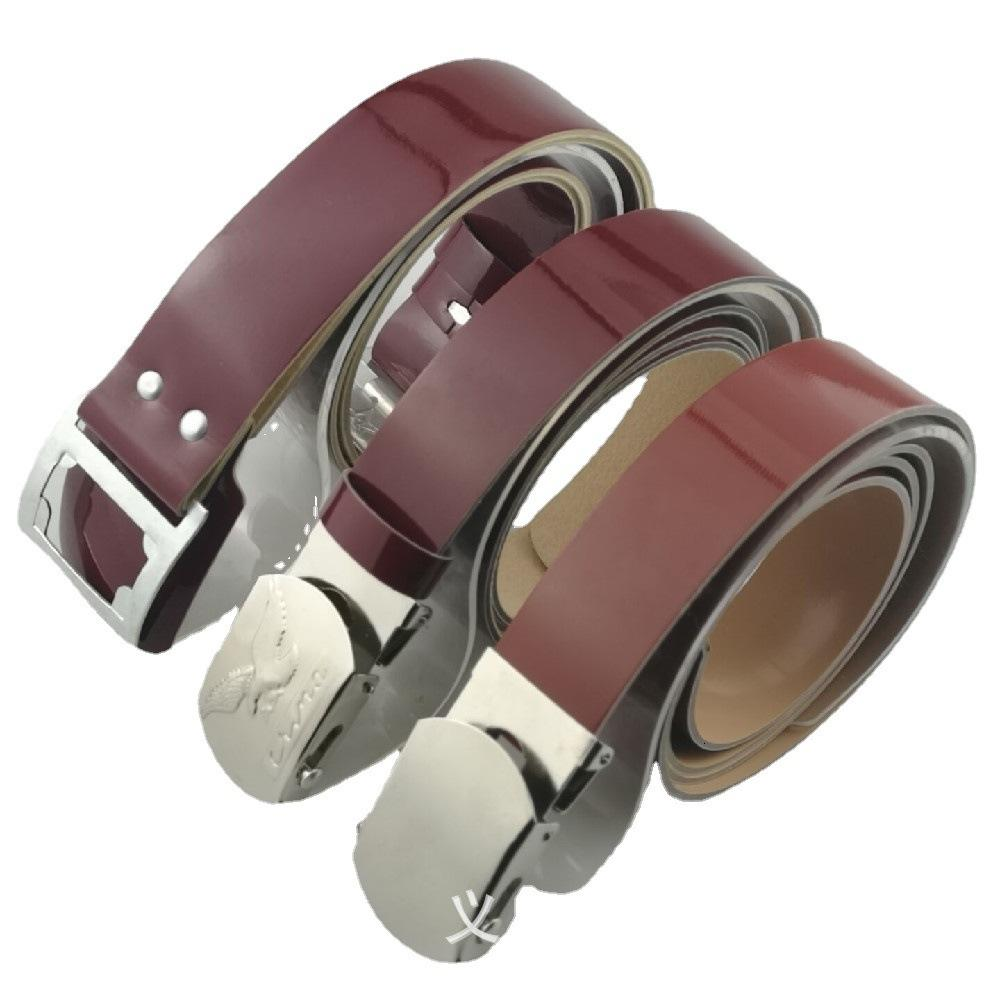 Vecchio stile Military Training Roller Persone Belt Tappeto Business