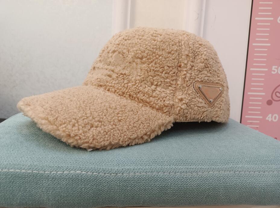 Tasarımcı Moda 21ss Beanie Beyzbol Şapkası erkek kadın Sonbahar Kış Kapaklar Örgü Kürk Skullies Sıcak Şapka Kız Şapkalar