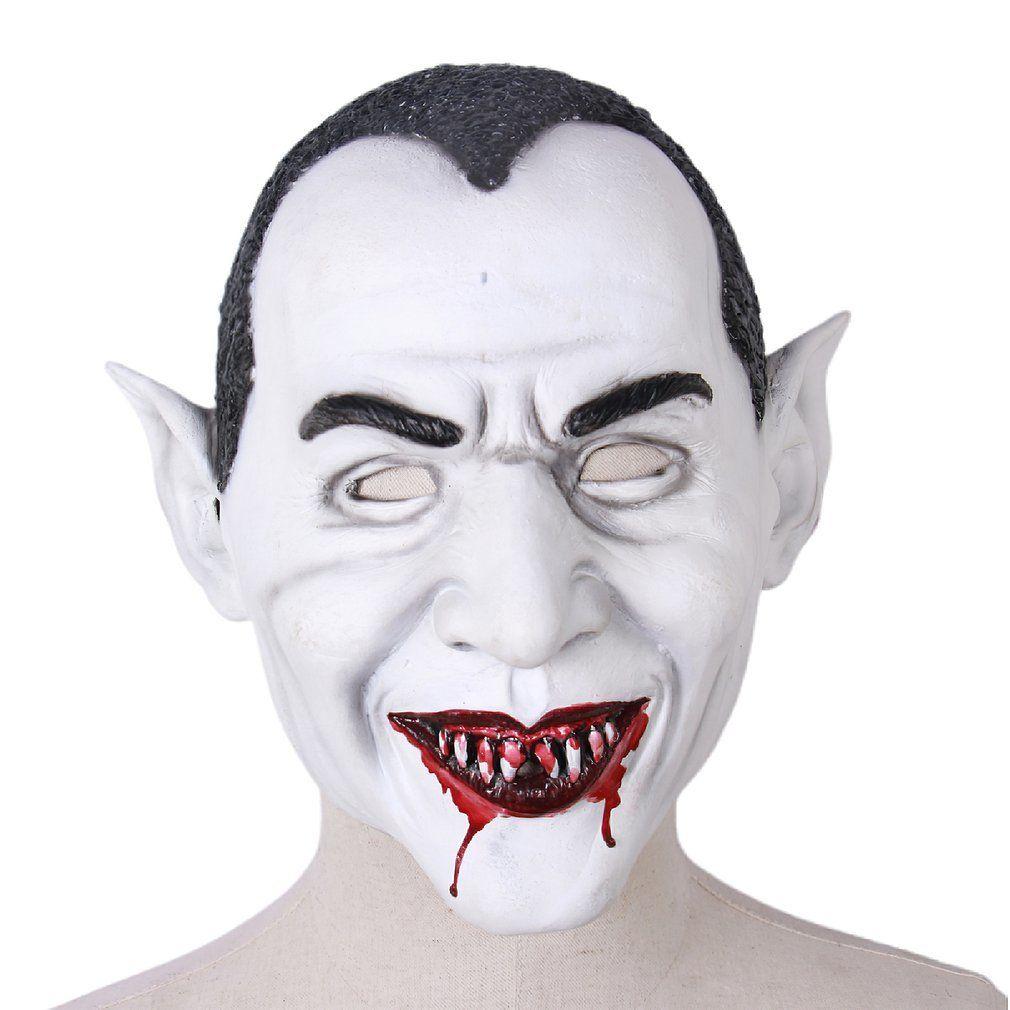 Lateks Ürpertici Yaşlı Adam Maske Yenilik Korkunç Şeytan Maskeleri Cadılar Bayramı Kostüm Sahne Festivali Parti Cosplay Kapak
