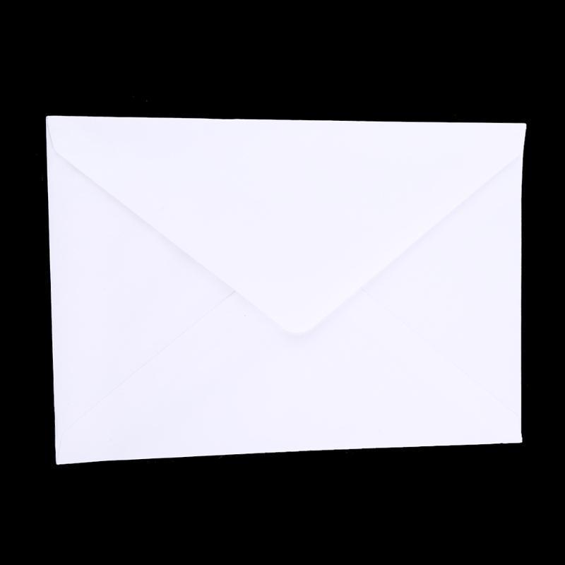Greeting Cards 20pcs/set Cut Mr & Mrs Wedding Invitations Card Invite Envelopes Kit Bridal Shower Engagement Party Supplies