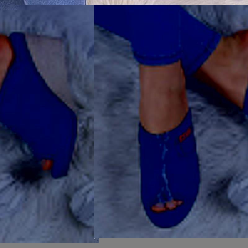 Nueva llegada 2021 Mujeres Sandalias Mujeres Verano Moda Ocio Pescado Sandalias Sandalias Gruesas Zapatillas de Cuñas Zapatos Sandalias