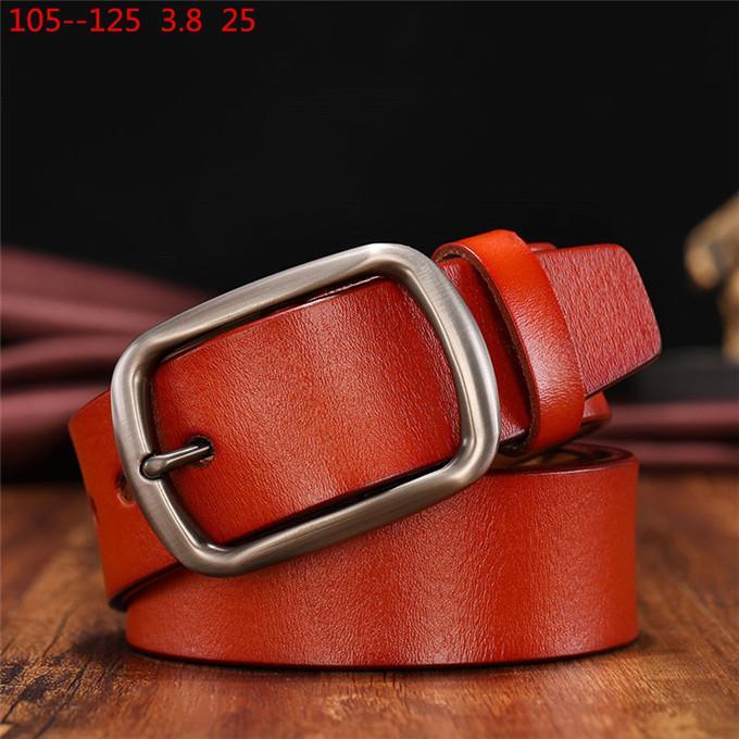 Designer Designer cinture da donna cinture da uomo moda casual business fibbia in metallo cintura in pelle cintura per uomo donna cintura larghezza 3,8 cm