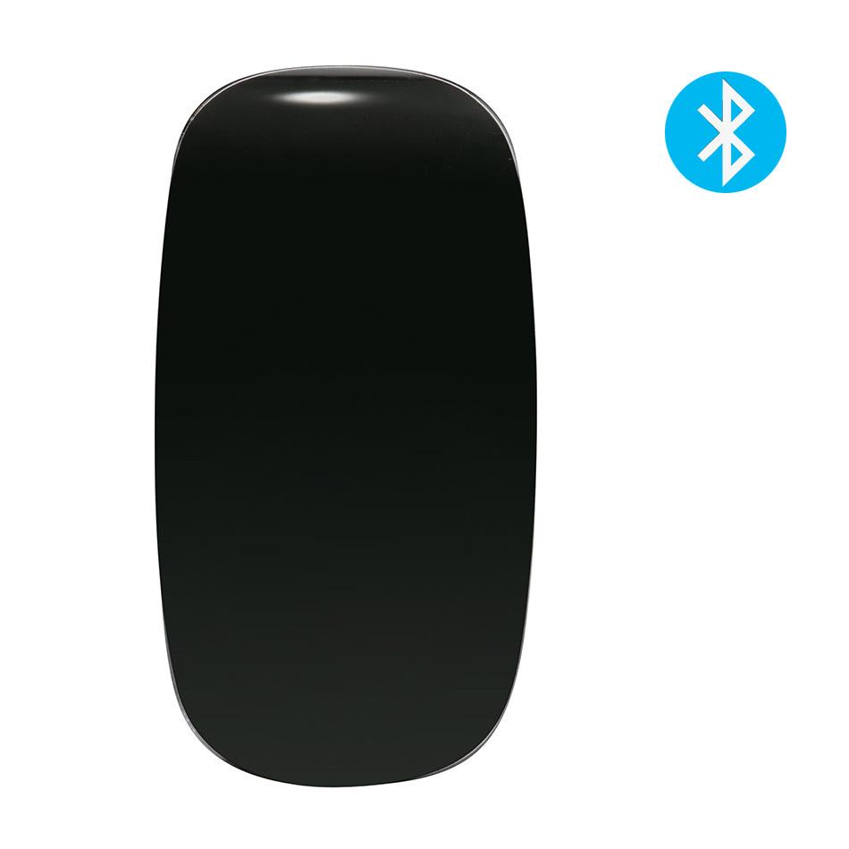 Hongsund Bluetooth Wireless Magic Mouse Slim Arc Touch Mouse Ergonomic Optical USB Computer Ultra-thin Mice For Apple Mac PC