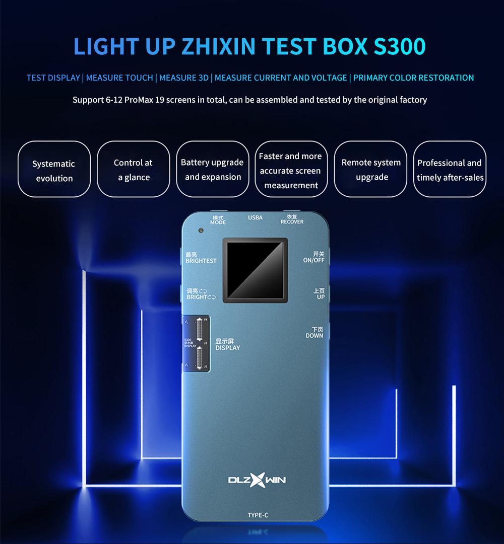 LCD Ekran Digitizer Test Cihazı Aracı Kutusu PCB Kurulu iPhone XR XS MAX 11 12 PROMAX Anakart Ekranı 3D Dokunmatik Testi