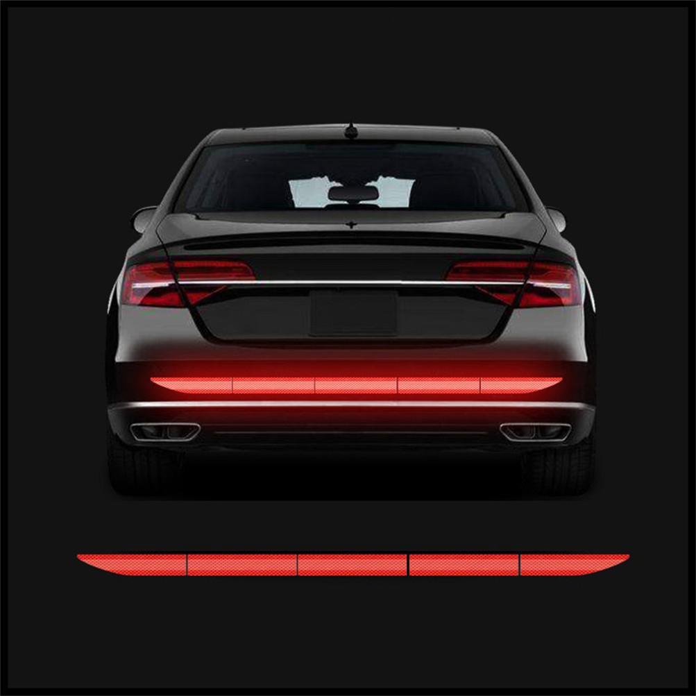 Стикер отражателя Автомобильные аксессуары Рефлекс Экстерьер для Audi S5 S6 S7 S8 SQ5 C5 A4 B5 B6 B8 A6 A3 A5 Q5 Q7
