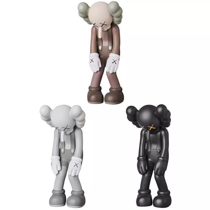 Hot kaws toys 8inches 0.2kg 28cm original make prototype companion original box action figure model decorations toys giftsmoll lie