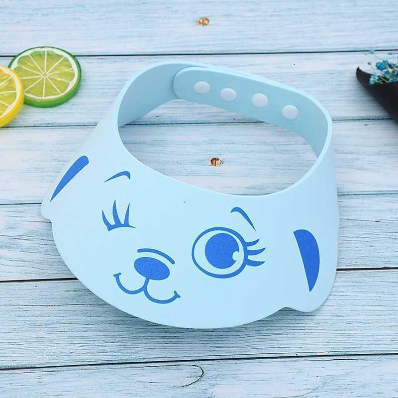 Шампунь Артефакт Водонепроницаемая ушная защита Душ ребенка и волосы Стиральная ванная шляпа Регулируемый