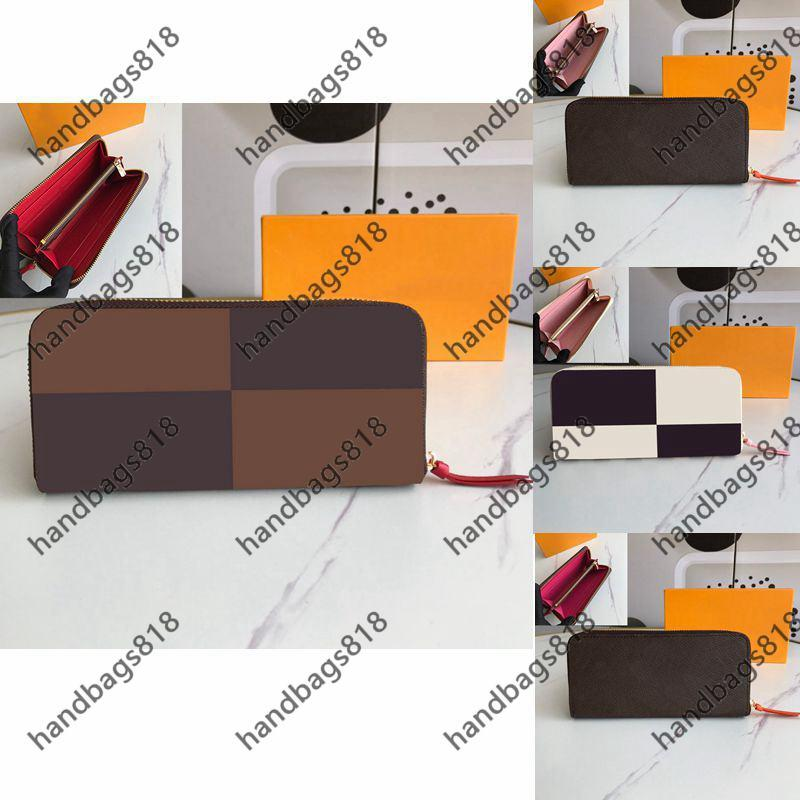 Portefeuilles de concepteur Mesure de monnaie Mens Porte-monnaie Mode Portefeuille Fashion All-Match Cuir Classique Femme Casual Purset Courte Clip Multifonctionnel Zipper