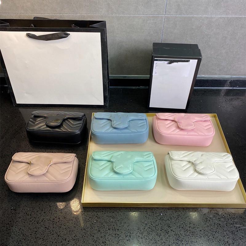 Luxury Designer Bag L Женская сумка для одного плеча Сумка классический стиль металлическая цепь плечевой ремень сумка мода случайный разговор
