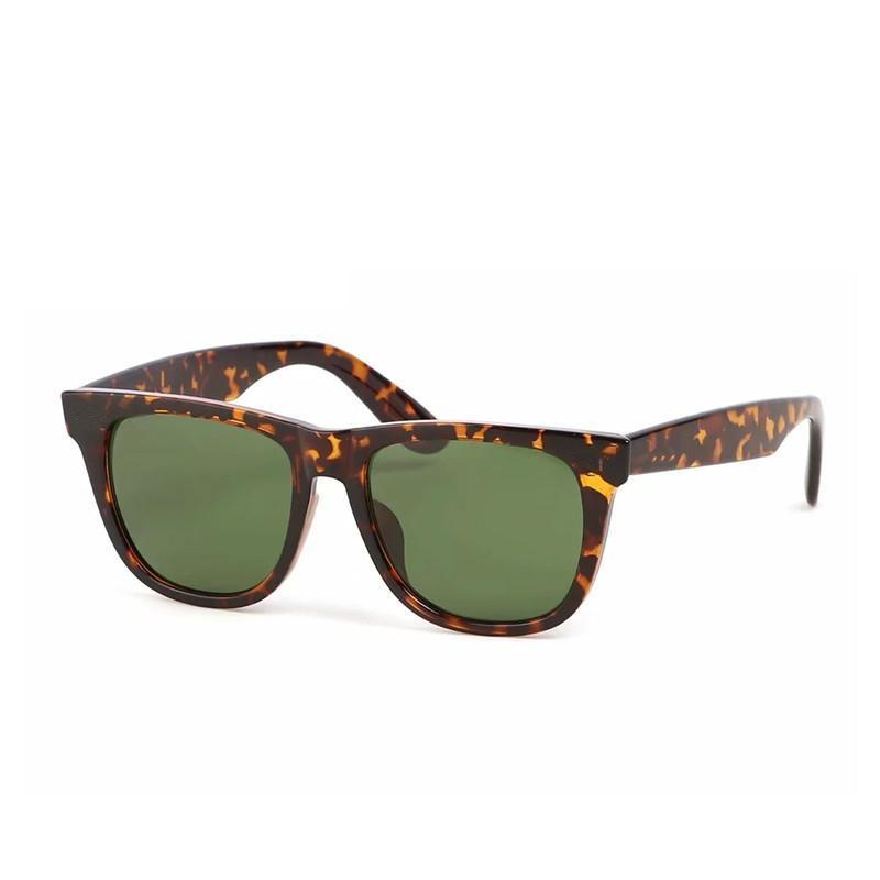 Yüksek Kaliteli Marka Tasarımcısı Güneş Erkekler Kadın Güneş Gözlükleri 54mm Metal Menteşe UV400 Lens Gözlük Cam Lensler Kılıflar ve Kutu ile
