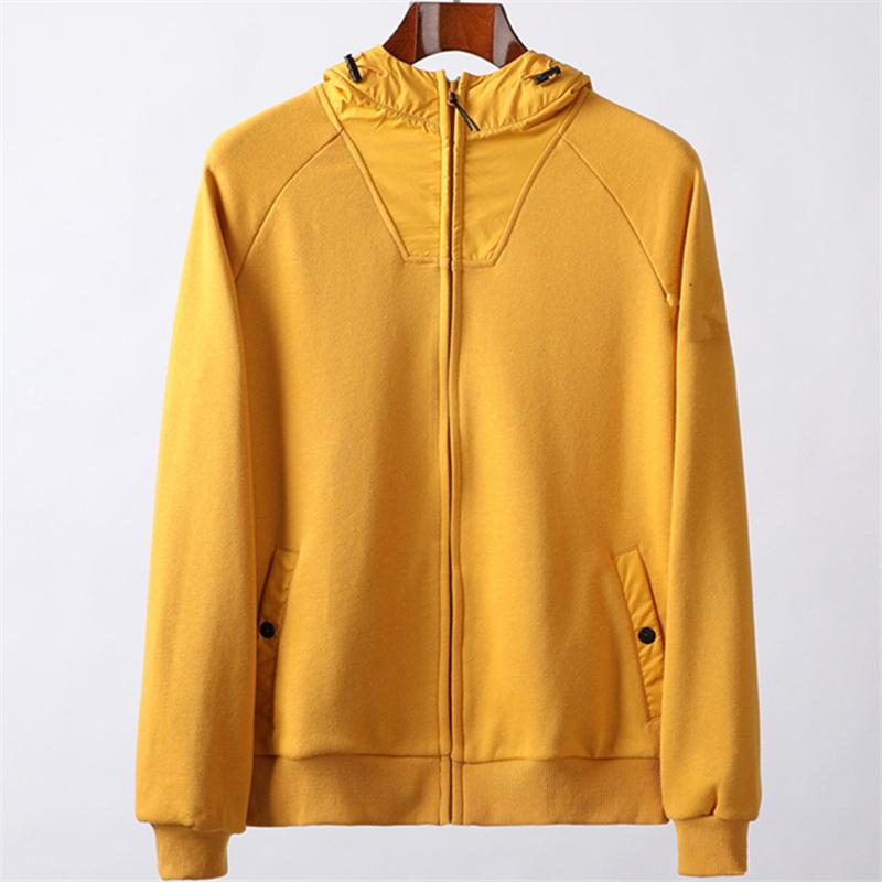 CPtopstoney Men's and women's Hoodie 2020 spring and autumn new European zipper Hoodie sweater retro street high quality loose couple jumper