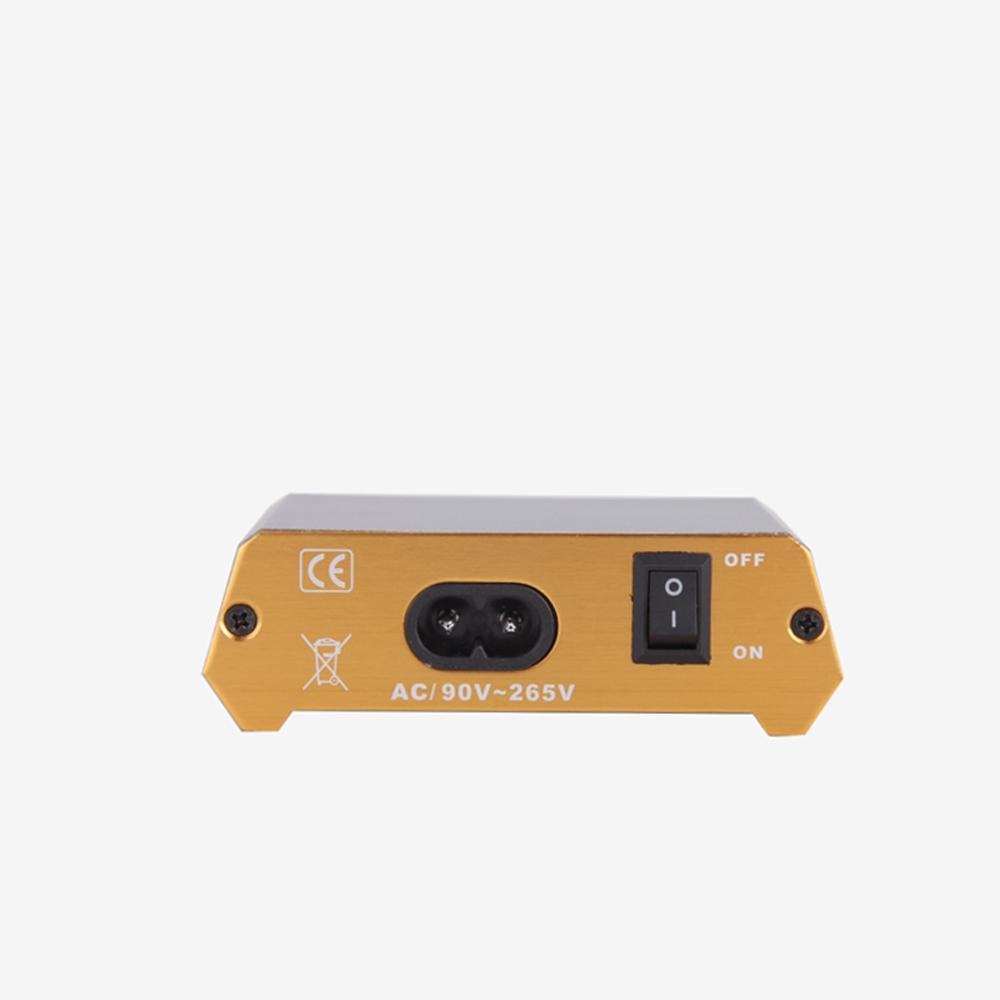 Biomaser Tattoo Power Supply Professional For Tattoo Machine Digital Dual LCD Display Power Supply Tatuagem SourceRabin