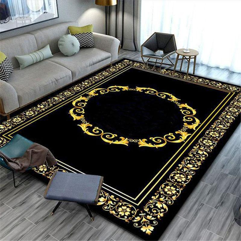 High quality top end Carpet Rugs For Living Room Area Rug Floor Mat Bedroom Modern Yoga Carpet Large For Baby Home Decor