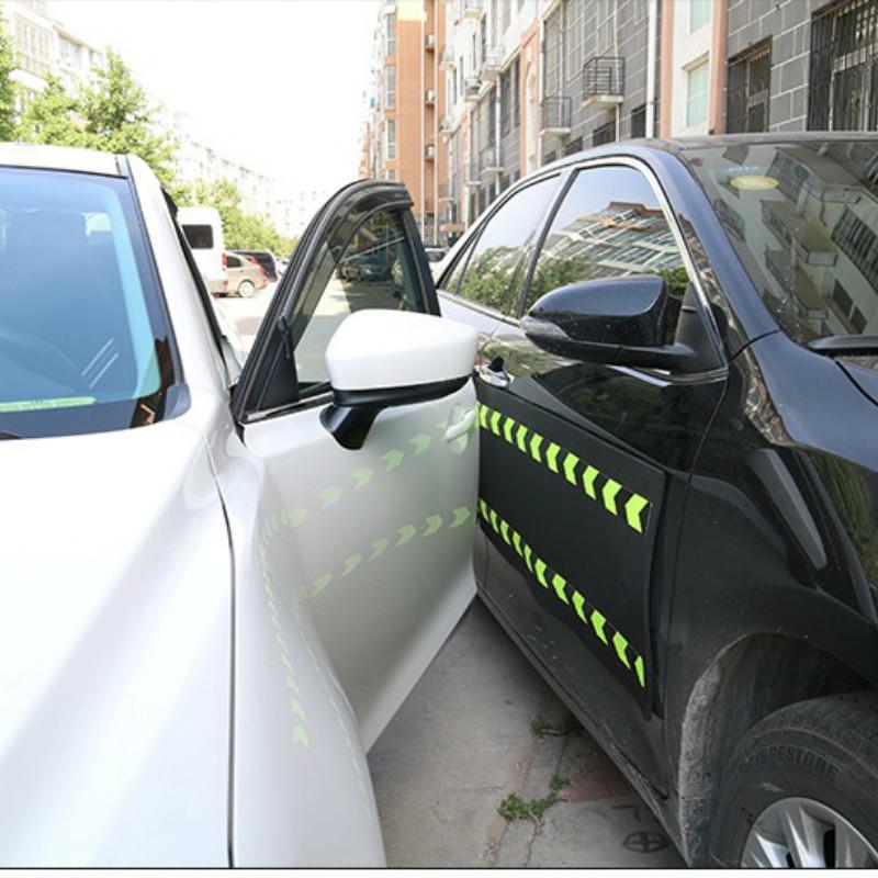 자동차 스티커 자기 보호 스트립 Anti-Collision Pad 주차 안티 스크래치 방지 패드 바디 페인트 보호 패드 스티커