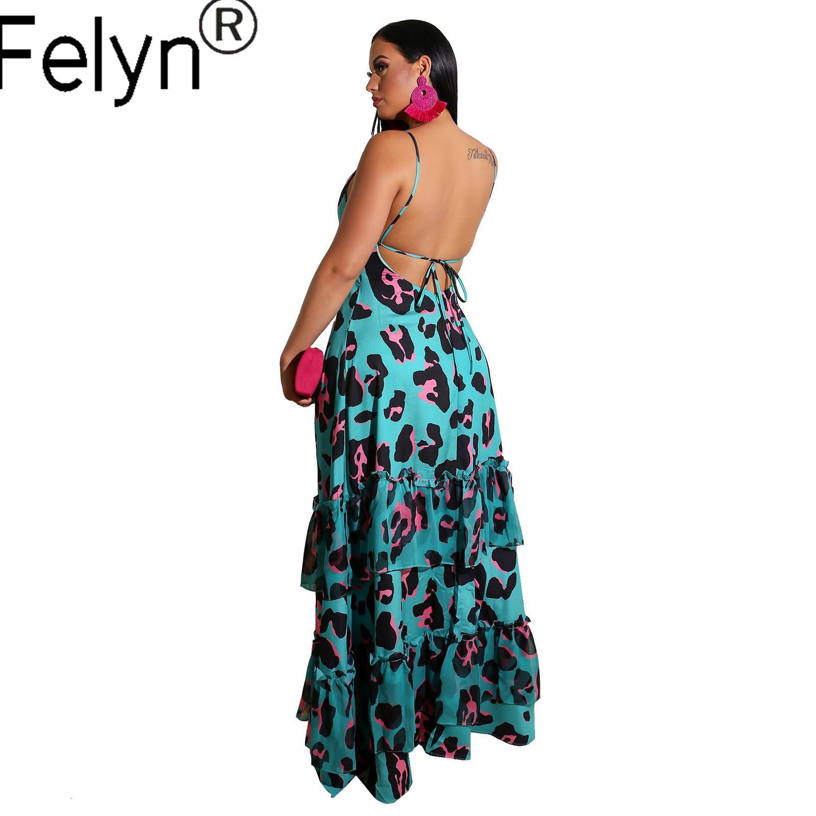 Multi Print Dress, High Quality, Famous Brand, Spaghetti Shoulder Strap, Skirt, Summer 2021, Bb076 Ya6p