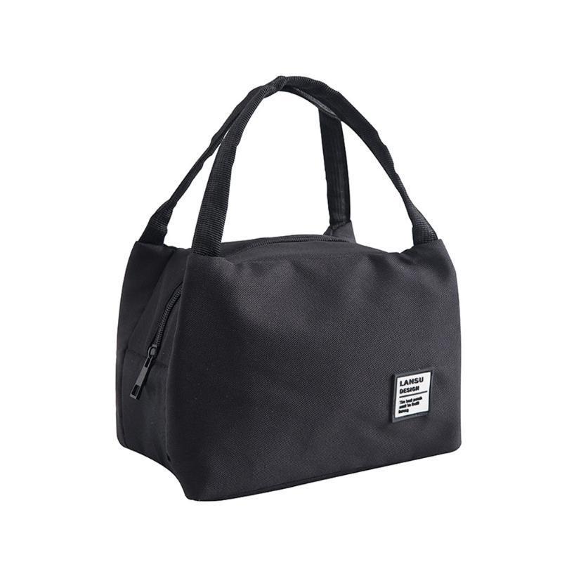 #Gm сумки коробки мужчины обед холст дети сумка сумка охладитель изолированные термальные женщины домохозяйственные принадлежности Necsidades diarias del для sibac
