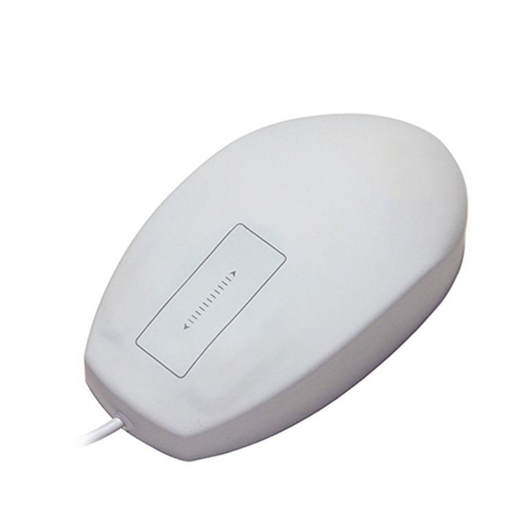 IP68 protege o rato de borracha do touchpad impermeável laser médica industrial do silicone do silicone