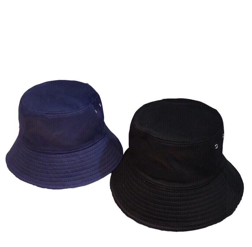 Bucket Hat Women Cotton Fisherman Caps Outdoor Dress Wide Fedora Sunscreen Fishing Hunting Cap Basin Chapeau Sun Prevent Hats