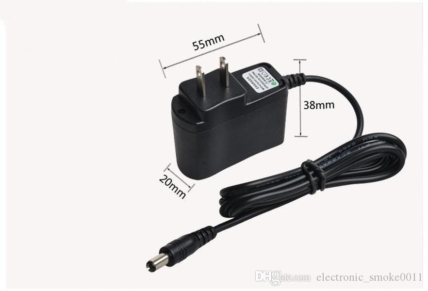 dhl free Factory price Cheap DC 12V 500mA & 0.5A AC 100-240V AC to DC charger Power Adapter Converter Adapter Power Supply US EU Plug