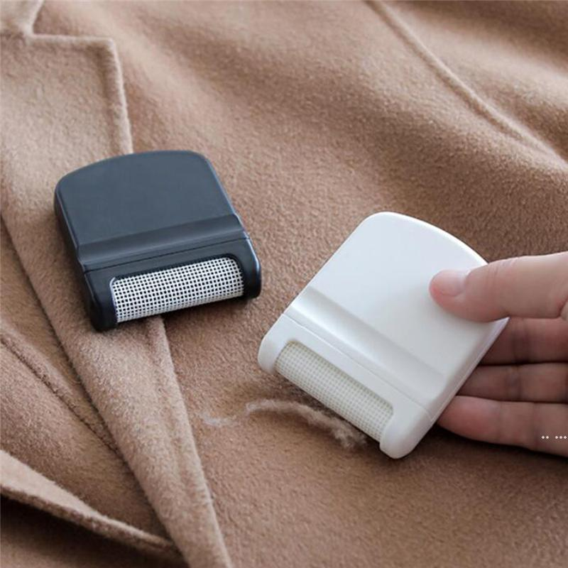 Mini Lint Remover Hair Ball Trimmer Fuzz Pellet Pellet Portatile Epilatore Maglione Vestiti Rasoio Lavanderia Strumenti di pulizia DHB5390