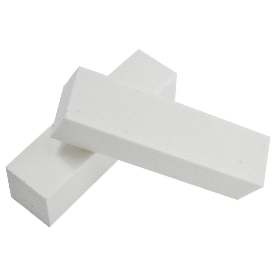 4/5 adet Set Tırnak Sanat Buff Tekneli Dosya Bloğu Pedikür Manikür Haffta Zımpara Lehçe Beyaz Tırnak Dosya Nail Art İpuçları Latr13