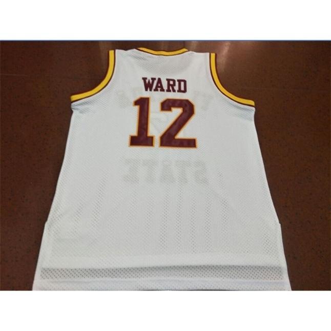 Goodjob Männer Jugendfrauen Vintage 1992 Florida Bundesstaat Charlie Ward # 12 Basketball Jersey Größe S-6XL oder Benutzerdefinierte Name oder Nummernjersey
