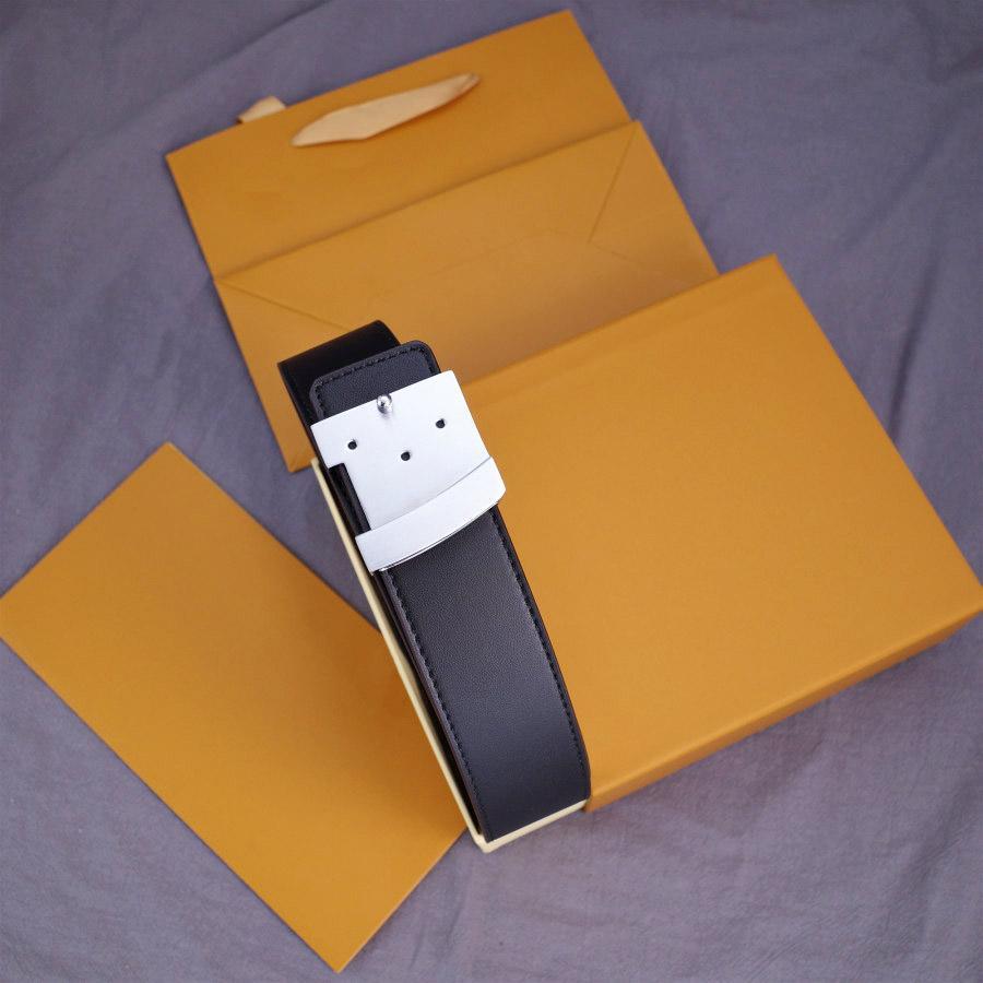 Ceinture de concepteur Courroies de mode pour homme Femmes Véritable Cowhide 12 Styles Très qualité avec boîte