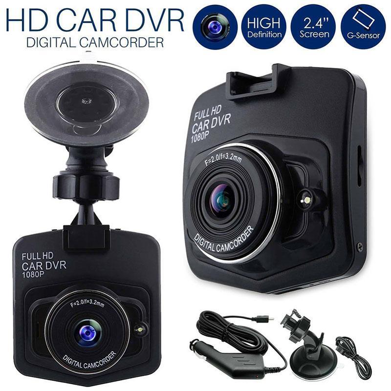 Mini Carro DVR Câmera DVRS Auto HD 1080P Vídeo Gravador de Vídeo DV com G-Sensor Night Vision Dash Camcorder