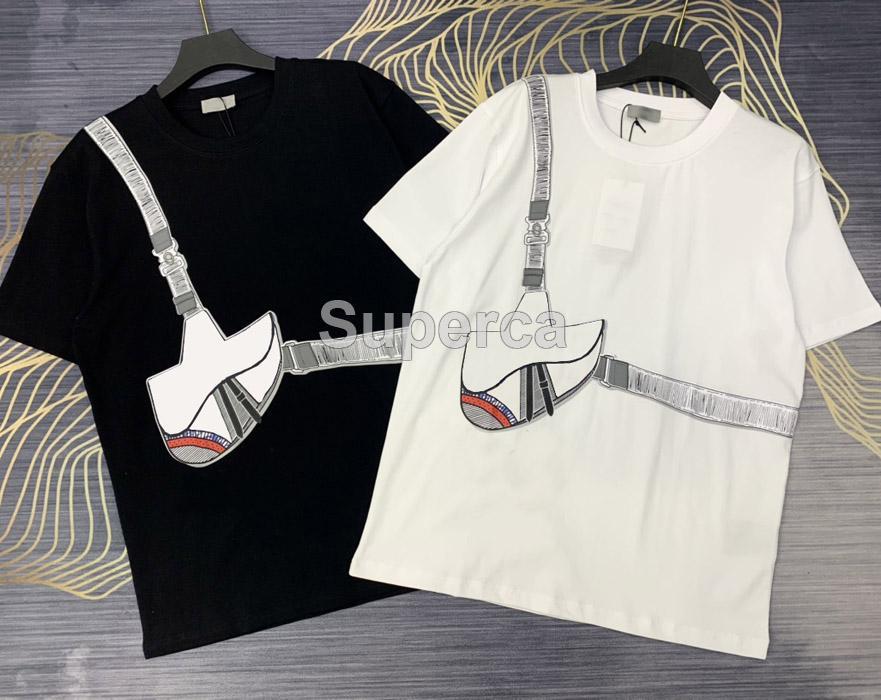21SS 높은 qaulity 여름 남성 디자이너 티셔츠 티셔츠 패션 캐주얼 커플 반팔 티 편안한 남자 여성 티셔츠 D5248