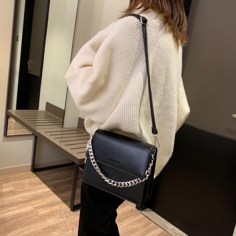 Mode Sac à bandoulière en cuir doux de haute qualité Sac à bandoulière multicouche Messenger classique Sac de concepteur de luxe et sacs à main neufs
