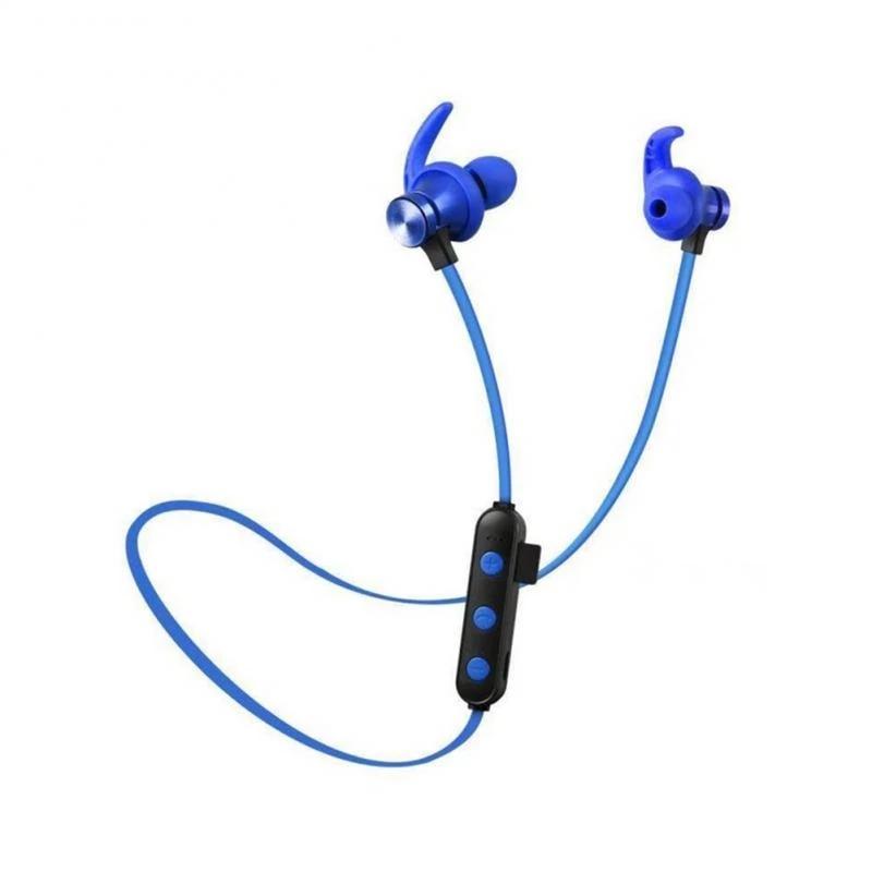 جديد سماعات مغناطيسية إلغاء الضوضاء في الأذن سماعات الأذن mic v5.0 سماعات بلوتوث لاسلكية XT-22 TWS