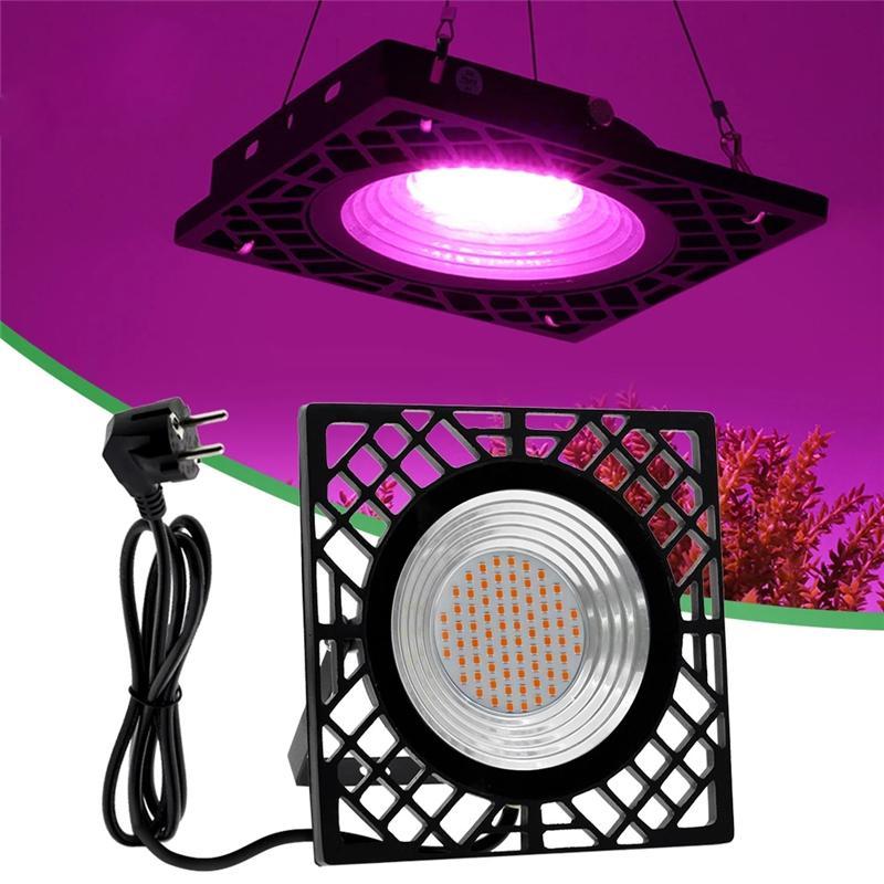500W LED 성장 가벼운 전체 스펙트럼 실내 성장 램프 AC 110V-220V 식물에 대 한 높은 발광 효율 Phyto 램프 텐트 온실 조명