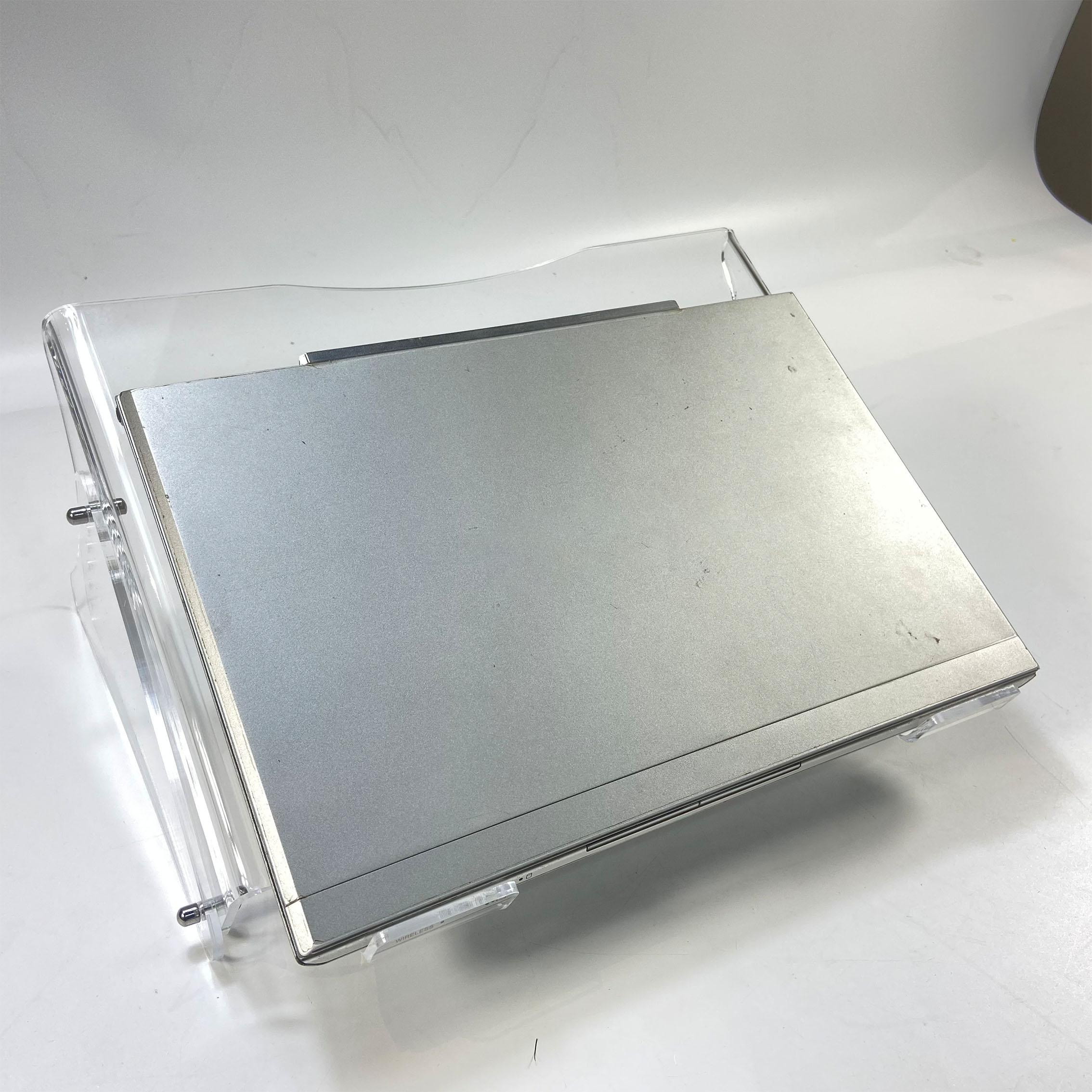 Wholesale Manufacture 2021 new style acrylic computer display transparent arcylic display stand