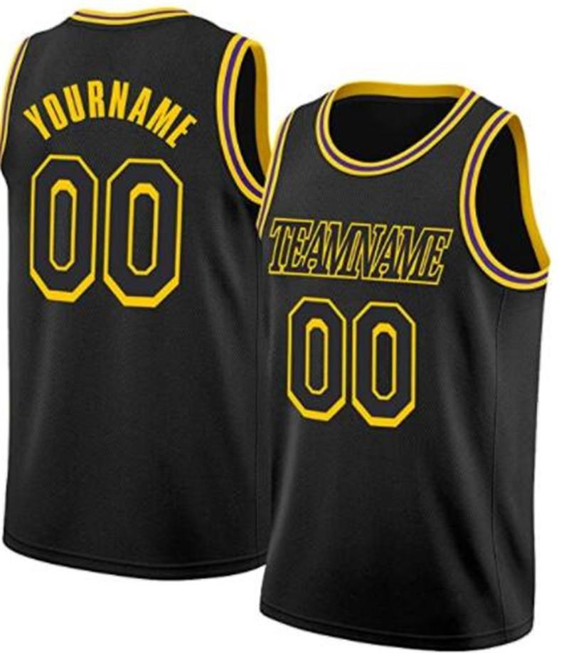 Personalizado Basketball Jersey personalizado costurado San Francisco Indiana Sul Florida Qualquer nome e número de manga curta uniforme esportivo adulto
