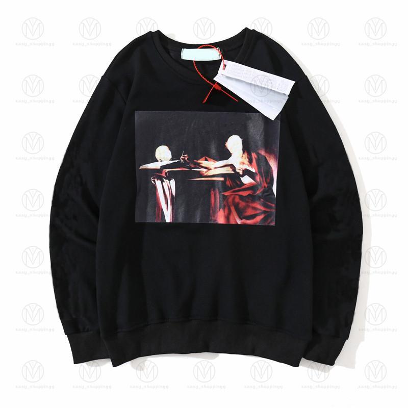 2021 Inverno Hoodie Mens Womens Designers Hoodies Hip Hop Homens Streetwear Carta Homem S Roupas Com Capuz Skates Hoody High Street Pulôver Sueter roupas