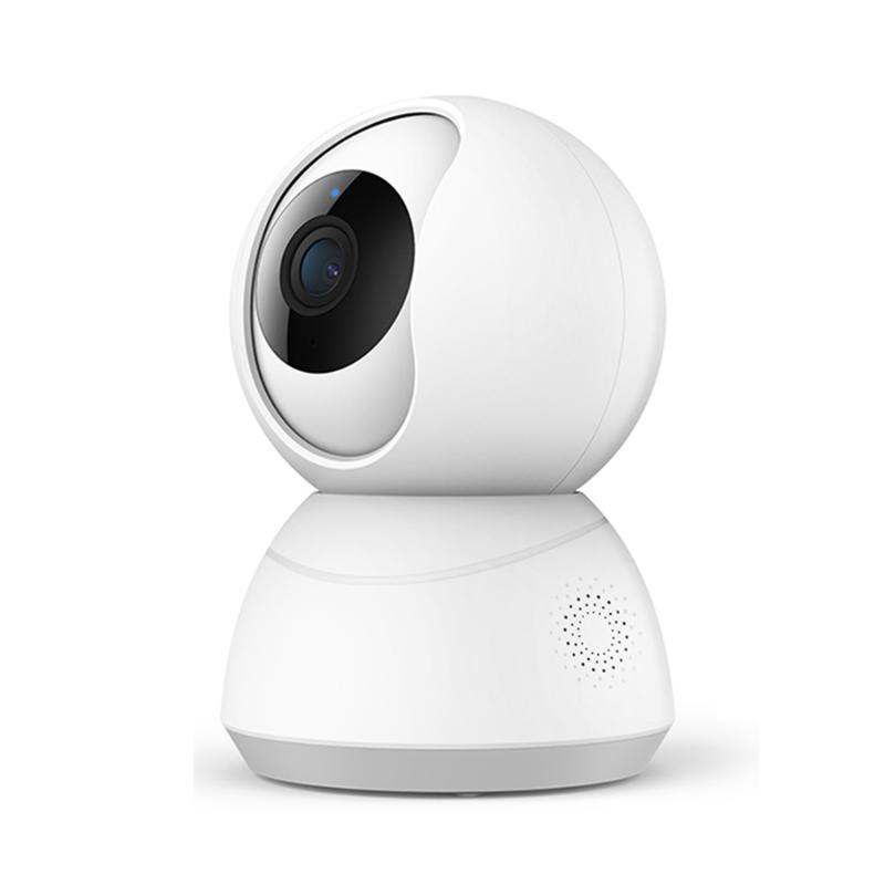IP-камера WiFi 1080P Беспроводная связь с обнаружением движения Auto Tracking P / T / Z Камера безопасности, 2-х способы аудио и детский монитор Tuya
