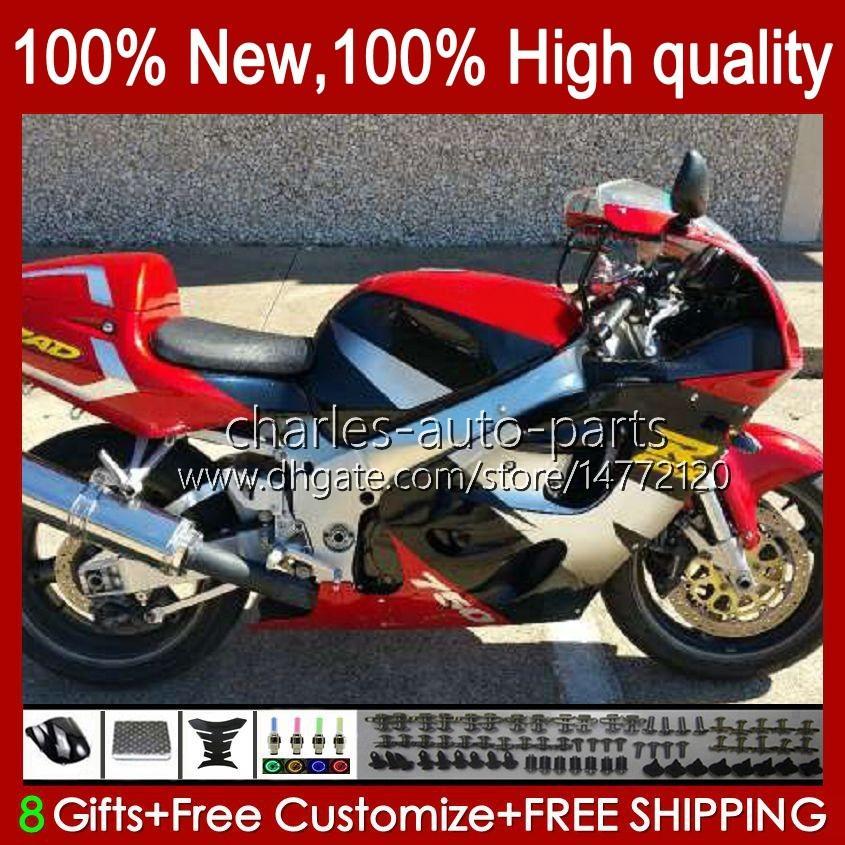 Bodywork Kit For SUZUKI SRAD GSXR 600CC 750CC 750 600 CC 96-00 Body 22No.71 GSXR-750 GSXR600 1996 1997 1998 1999 2000 GSXR750 GSX-R600 96 97 98 99 00 Fairing factory red