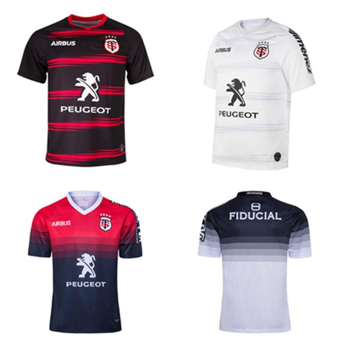 3XL 4XL 5XL Thailandia Tolosa Munster City Rugby Jersey 2021 Nuova Casa Away 2020 StadtuLusen 2019 Stagione League Jersey Lentollus Casual Sweats