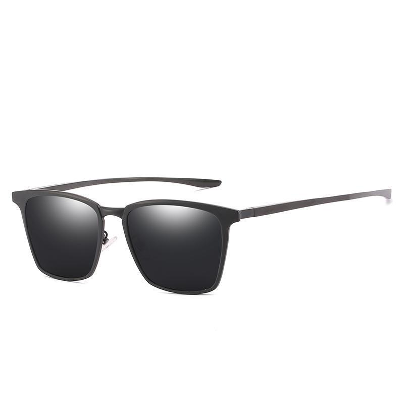 Солнцезащитные очки Bingking Brand Designer алюминиевый магния рамы поляризованные мужчины TAC материальные линзы 63706 UV400 защитные очки