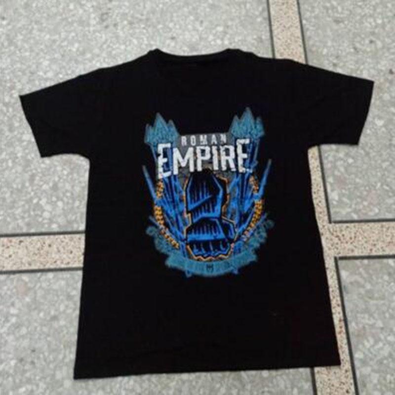 Erkek T-Shirt 2021 Yaz Kısa Kollu Güreş CM Pansiyon Erkeklerden Biri Baskılı Tişört Avrupa Boyutu S ~ XL